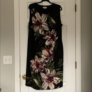 NWOT Calvin Klein dress.
